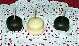 Banánky v piškotu a čokoládě