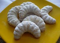 Vanilkové rohlíčky (bezlepkové)
