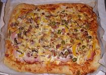 Pizza Grande Rusticana
