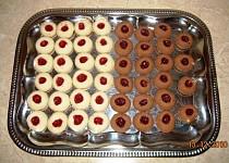 Moje první sádlové koláčky