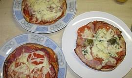 Pizza pita