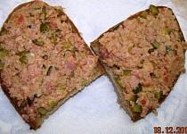 Pomazánka z vařeného nebo z pečeného masa