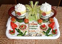 Slaný dort - Poslední runda !