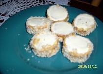 Žloutková koléčka-nevěsty
