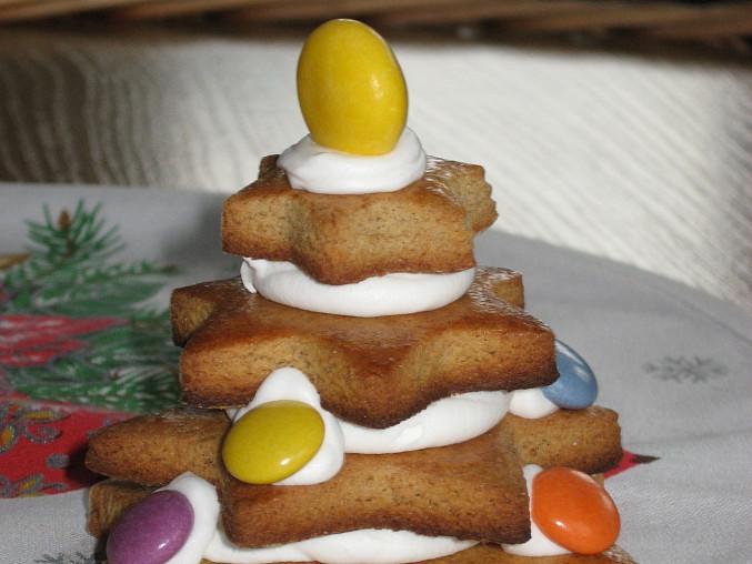Vánoční stromeček z perníků, Vánoční stromeček