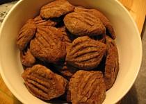 Čokoládové lodičky
