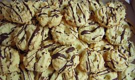 Jemné kokosové cukroví