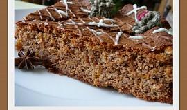 Křehký a šťavnatý mandarinkový koláč (bez mouky)