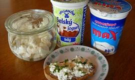 Pomazánka z jogurtu