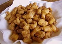 """Kuřecí """"popcorn"""""""