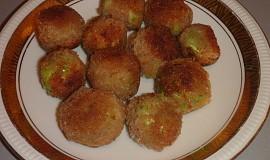 Pikantní smažené kapustičky