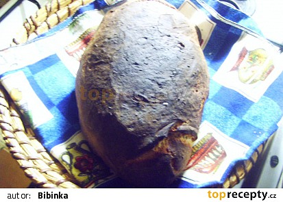 Sezamový chléb