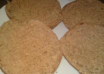 Celozrnné tukové žemle - housky