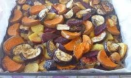 Podzimní pečená zelenina