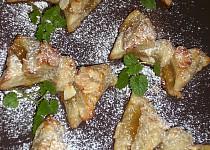 Mašličky z listového těsta
