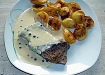 Česnek & brambory