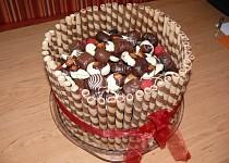 Košík bonbonů