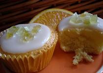 Citrónové muffiny