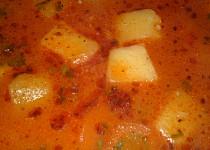 Obyčejná bramborová polévka