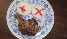 Pikantní grilované kuře