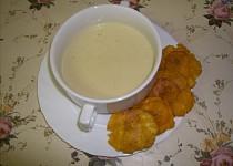 Sopa de Plátano Verde – polévka z plantainů
