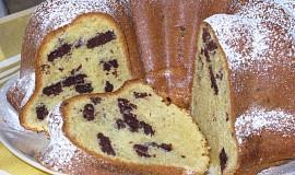 Bábovka s koka sušenkami