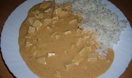 Tofu na paprice