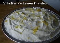Villa Maria's Lemon Tiramisu