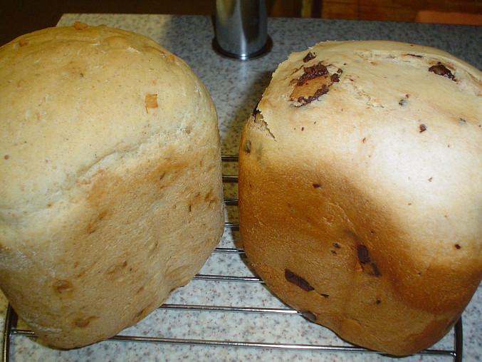 Chléb a mazanec