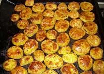 Pečené brambory,  u nás oběd nebo večeře