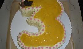 Dort ovocný číslice 3