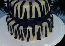 Zebra dort - inspirace