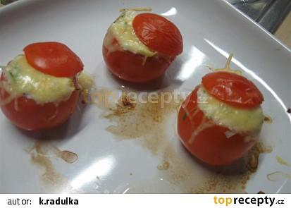 Plněná rajčata s cottagge
