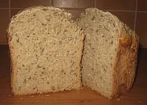 Jednoduchý cuketový chléb