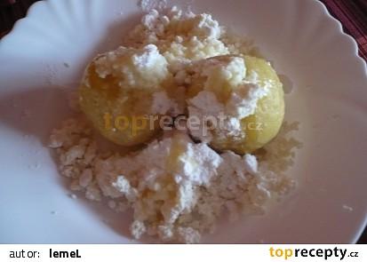 Jemné knedlíky s ovocem podle Zdeňka Pohlreicha