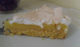 Výborný citronový dort