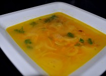 Rychlá cibulová polévka