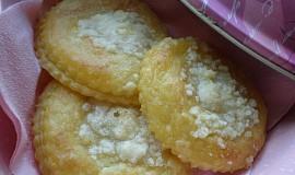 Tvarohové koláčky s jablky