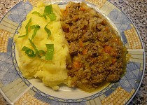 Mleté s kapustou a mrkví (dietní úprava-viz POZN.)