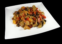 Pečená zelenina Sambal