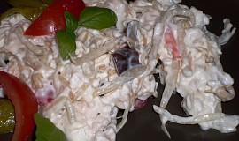 Falešný rybí salát