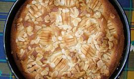 Vláčný koláč s jablky