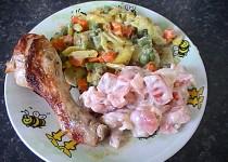 Šupa oběd
