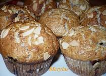 Švestkové muffiny
