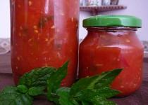 Rajčatové čatní (omáčka pokaždé jinak)