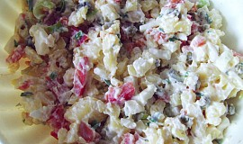 Bramborový salát - zase jinak