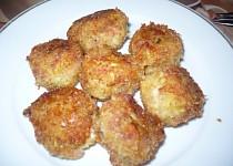 Cuketovo - sýrové kroketky