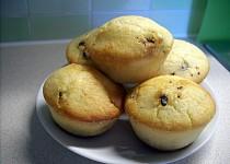Kefírové muffiny