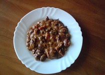 Mexické fazole s uzeným