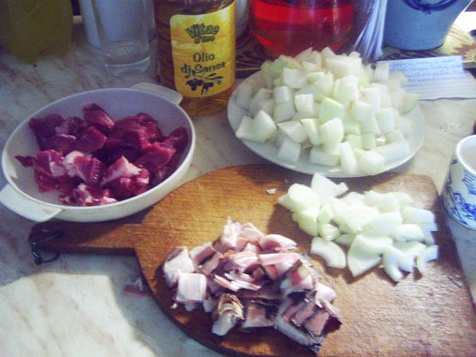 ingredience...